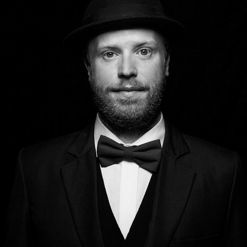 Middagspianist Oscar Gilbert København