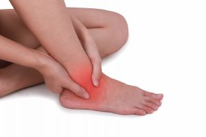 Osteopath Ankle and Foot pain