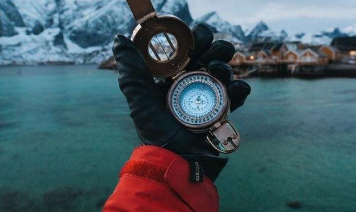 kompass nybörjare utrustning