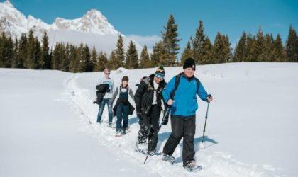 Vandra med snöskor – Bästa snöskorna 2021 + Tips!