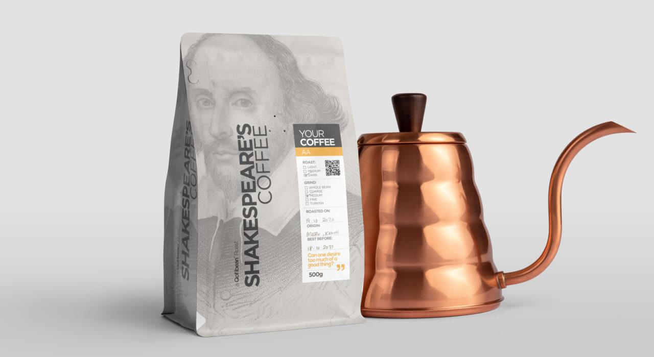 SHAKESPEARE'S COFFEE