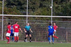 Oefenduel Pancratius zondag – Buitenveldert zaterdag uitslag 1 – 1 met voorafgaand een minuut stilte voor Bas van Wijk