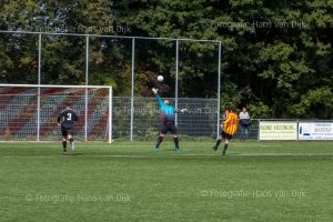 Pancratius 2 – Sporting Martinus 2 uitslag 1 – 2