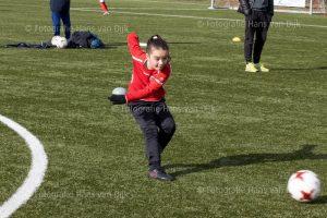 Zaterdag 6 maart Pancratius alleen de mini's en Champions League en jeugd tot elf uur
