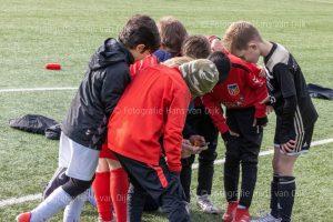 Zaterdag 20 maart Pancratius alleen de mini's en Champions League en jeugd tot half twaalf