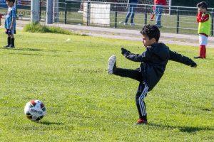Zaterdag 29 mei Pancratius de mini's en Champions League en jeugd tot elf uur