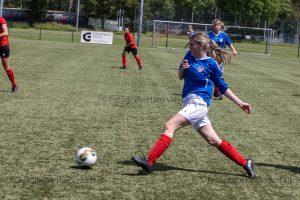 Regiocup  Pancratius MO17-1 – AFC MO17-1 uitslag 0 - 5