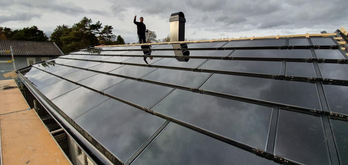 Solceller Sverige