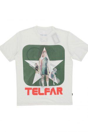 Telfar X converse t-shirt