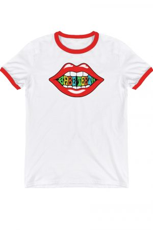 babeteeth mouth t-shirt
