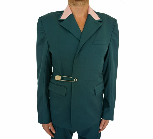 charles jeffrey green blazer