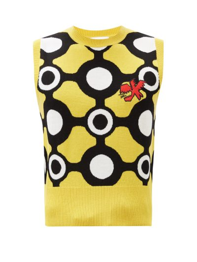 charles jeffrey yellow vest