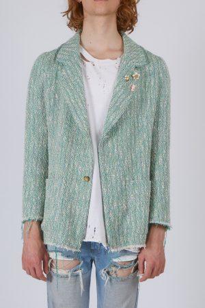 Cool TM men's tweed jacket
