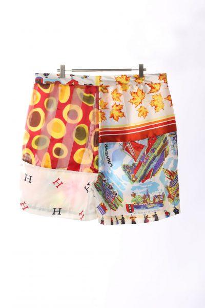 colrs baby silk shorts