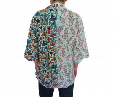 charles jeffrey loverboy flower silk shirt