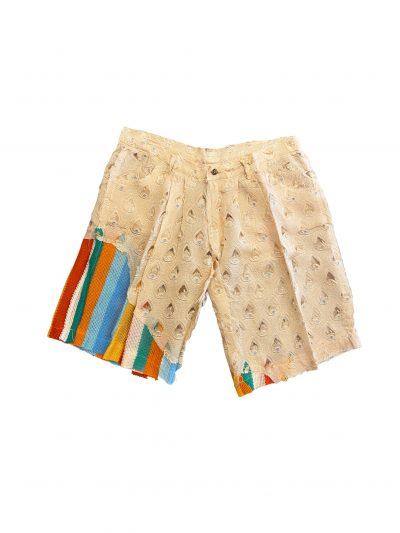 tokyo james lace shorts
