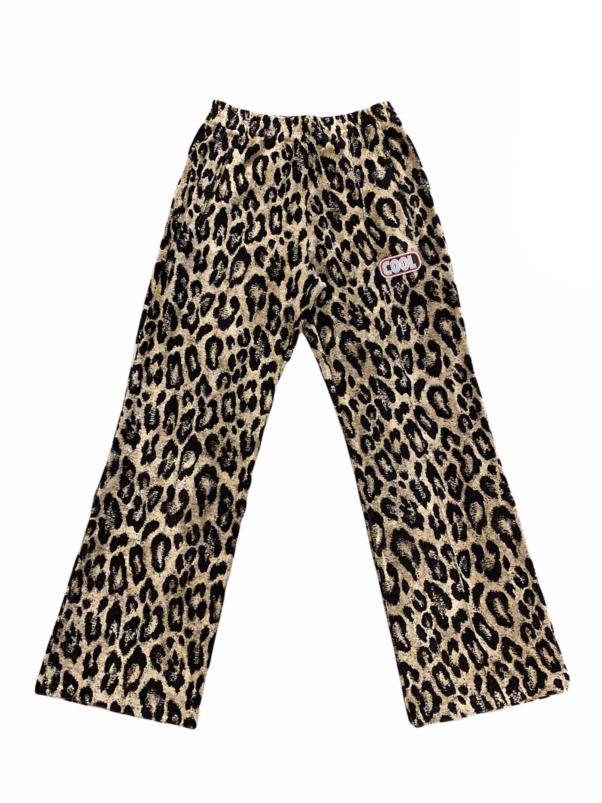 Cool TM - Leopard Jogging Pants