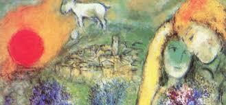 la notte della sapienza chagall
