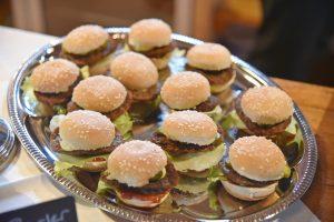 Fingerfood Burger