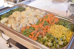 Buffet Gemüse