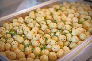 Buffet Kartoffeln