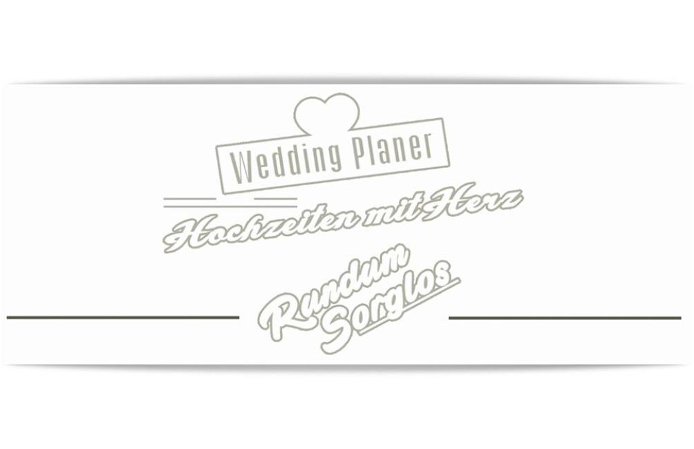 Logo Wedding Planer