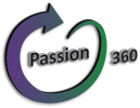 Passion360 Logo