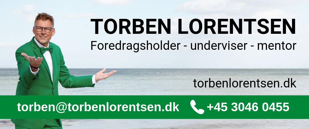 Torben Lorentsen Foredragsholder