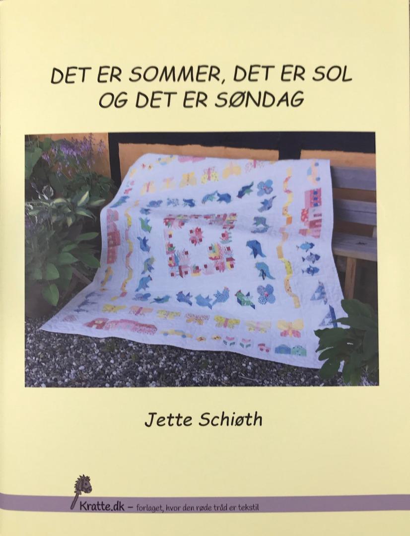 Det er sommer, det er sol og det er søndag Book Cover