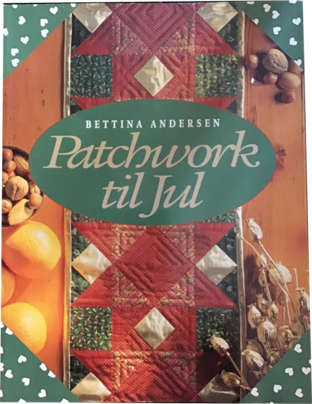 Patchwork til Jul  Book Cover