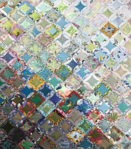 Forside quilt