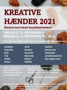 Kreative Hænder 2021 - Låsby