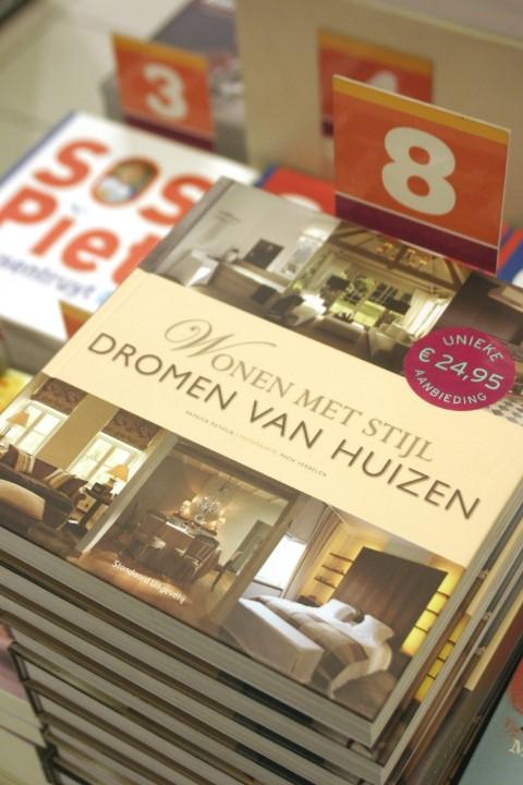 Woonboek Wonen met stijl in de boeken top 10