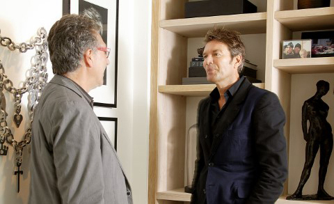 Woonjournalist Patrick Retour bij Piet Boon