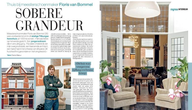 Op reportage bij Floris van Bommel