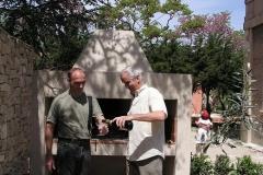 inauguration barbecue