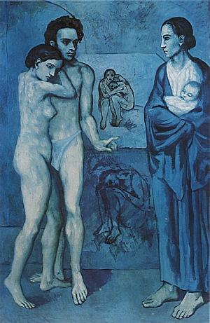 Pablo-Picasso-La-Vie-1903-large1