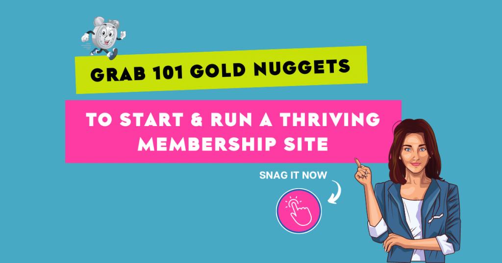 build a membership- the profitable Memberships Playbook