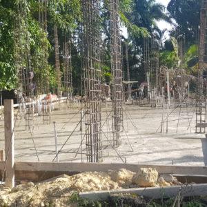 Construcción - vigas