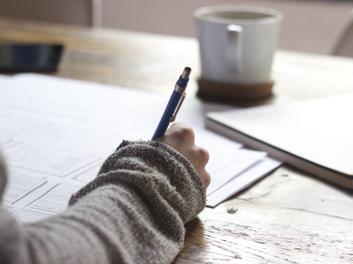 Schrijven voor blog - persoonlijke verhalen