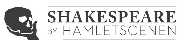 Shakespeare by Hamletscenen