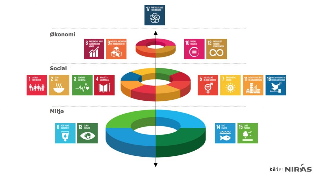 Partnerskaber for handling - Kilde: NIRAS