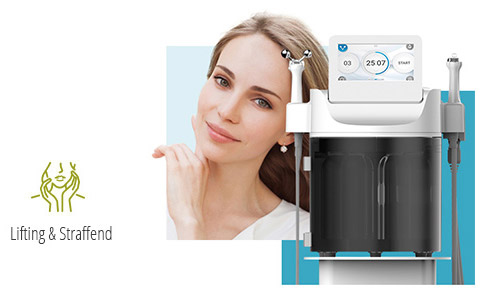 AQUAPURE header - Aquapure Kosmetik Behandlung