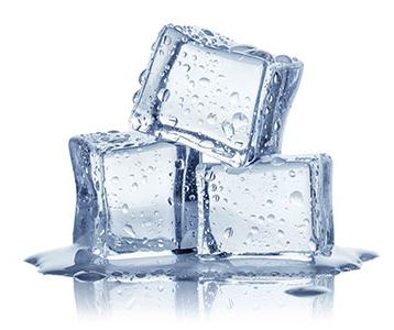 contouring eiswuerfel - Kryolipolyse – Körperformung durch Kälte