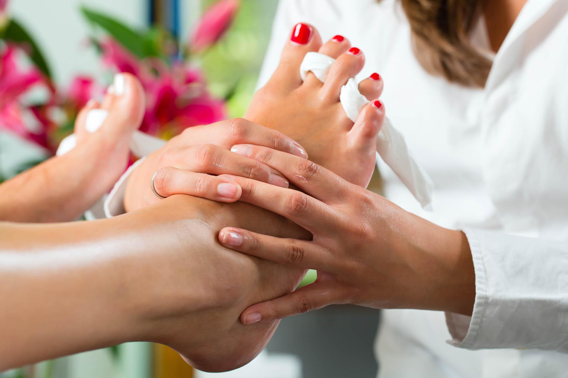 Fußpflege - Fußpflege