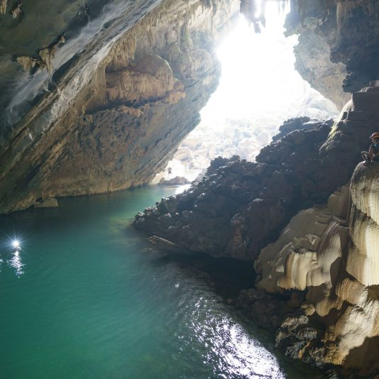 Tra Ang Cave, adventure trekking