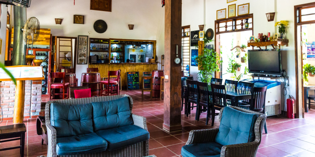 Phong Nha Farmstay Restaurant, best dining at Phong Nha, Vietnam
