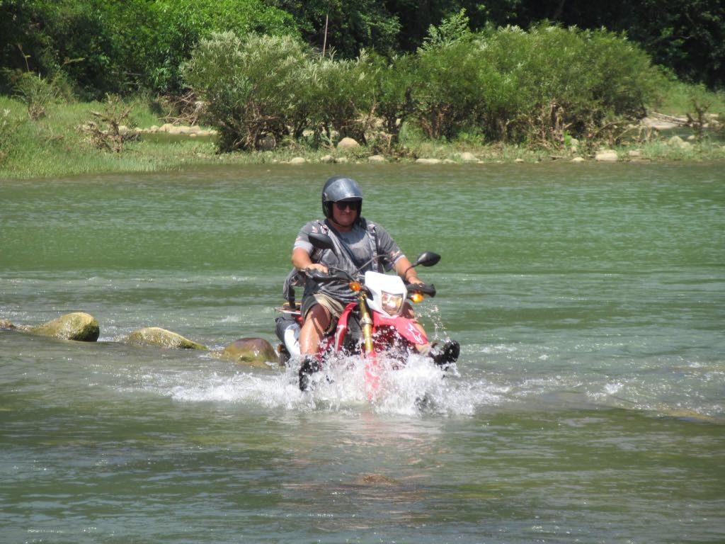 Ride it like a rental!
