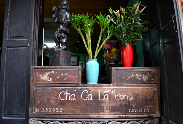 Cha ca la vong at Phong Nha, Vietnam