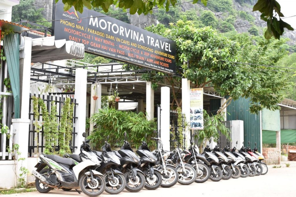 Motorbike Rental Phong Nha